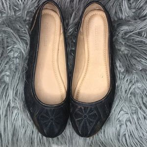 Anthro Musse & Cloud Tooled Embroidered Flats 10